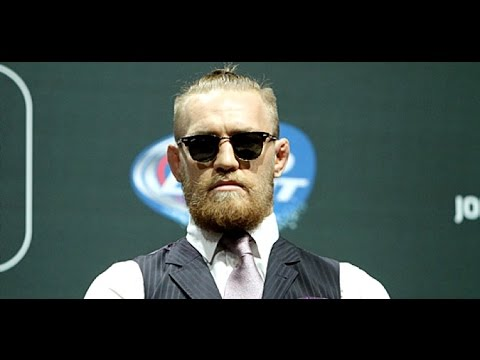 Irish Fans Show Up in Droves for Conor McGregor at UFC 178 Weighins