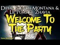 Diplo, French Montana & Lil Pump - Welcome To The Party ft. Zhavia (Lyrics) [Deadpool 2 Soundtrack]