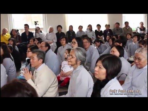Phật Pháp Vấn Đáp (Giảng Tại Đức, Kỳ 1)