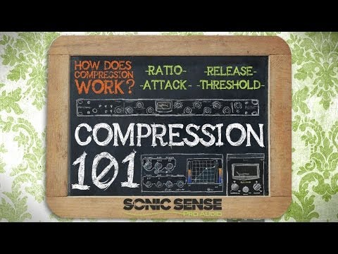 How To Use A Compressor: Compression 101 - Beginner (Part 1)