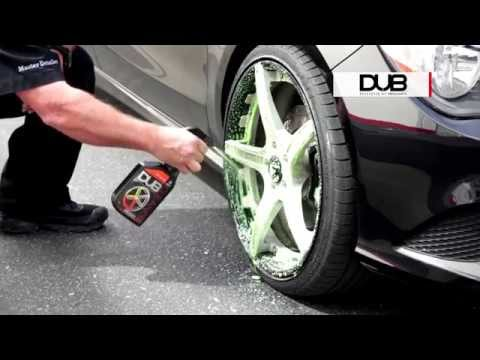 Detailer Test: DUB Wheel Cleaner developed by Meguiar's