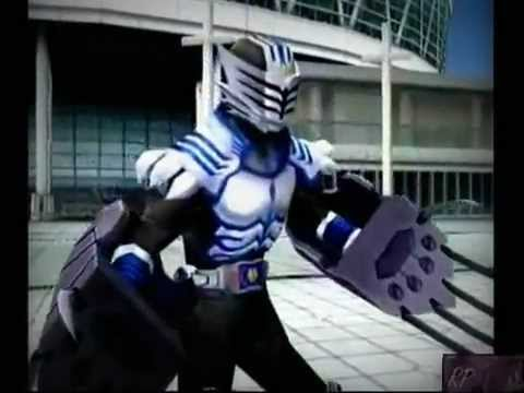 Kamen Rider  Dragon Knight (Wii) Todas las Final Avent