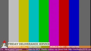 MCF Friday OverNight Service Live (Ps Tom Mugerwa) - 14-Dec-2018
