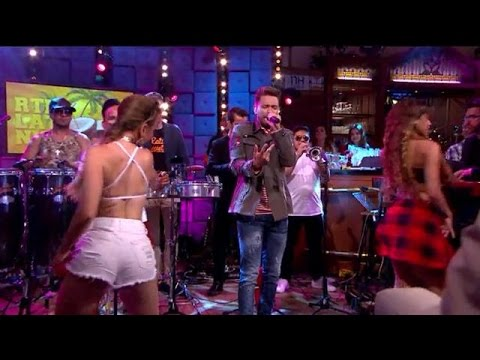 Rolf Sanchez & Latin Society - Despacito - RTL LATE NIGHT