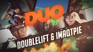 Doublelift- DUO with IMAQTPIE (League of Legends)