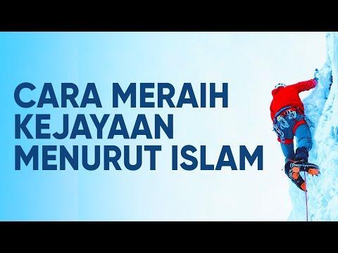 Ceramah Agama:  Cara Meraih Kejayaan Menurut Islam – Ustadz Abu Izzi Masmu'in