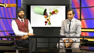 Dr. Wali Akaal tv show - topic :Diabetes - 1st august 2017