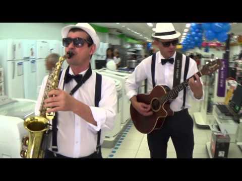Medley Dupla Frequência, A Frequência Que Te Move....sax E Violão. video