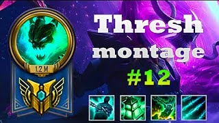 "Thresh montage #12 """"There is life. There is death. And then there is me."""""