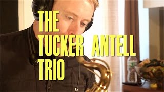 Tucker Antell Trio - Blues in 3 Rooms (HD Official Video)