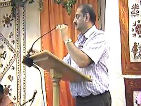 Oldham Temple 35th Patotsav 2012 - Day 4 - Evening Katha and Yuvak Mandal Sabha