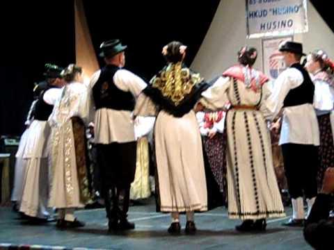 """Tuzlarije.net Husino nastup folklorne skupine """"Kondrićani"""" - Haj Ćiro u cure ne diraj"""