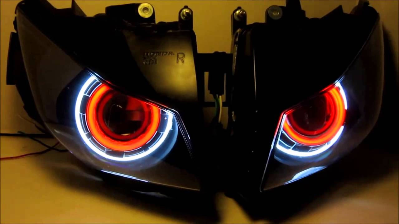 2 2012 2013 1000rr hid projector headlights bixenon