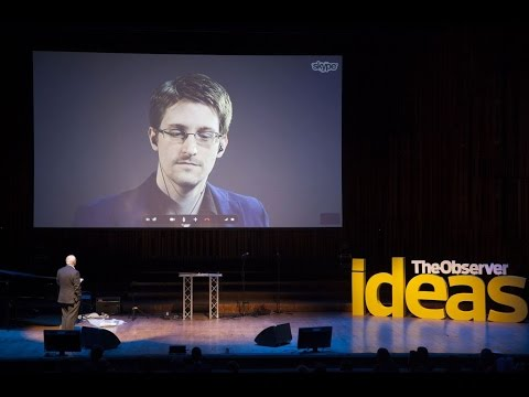 Edward Snowden on GCHQ, Facebook and his new life in Moscow