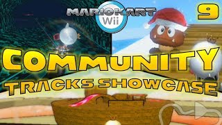 This is CRAZY!! - Community Custom Tracks Showcase! #9 - Mario Kart Wii