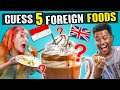 People Try Guessing Holiday Food From Around The World