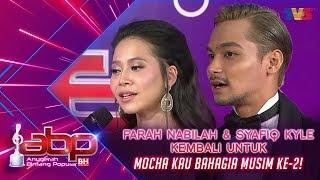 Farah Nabilah & Syafiq Kyle Kembali Untuk Mocha Kau Bahagia Musim Ke-2!   ABPBH 31