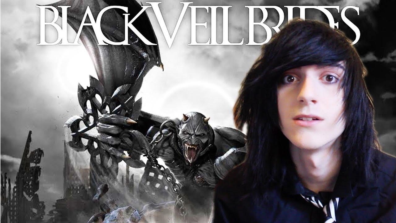 Black Veil Brides Black Veil Brides Album Black Veil Brides Black Veil