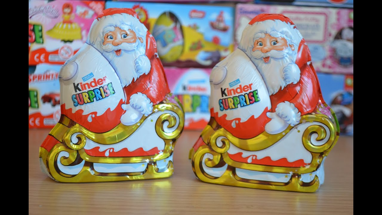 Купить Kinder Mini Mix набор: Kinder Surprise, Kinder Chocolate со 99