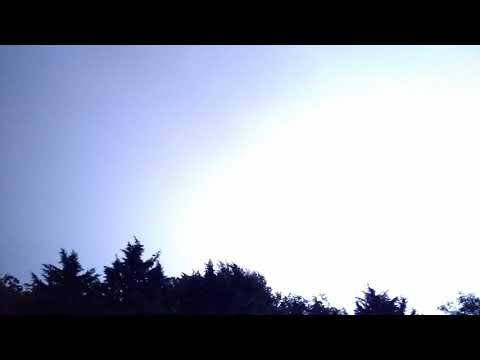 Onweer Oost-Souburg 11-09-2017