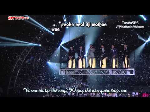 [2PMVN][Vietsub] 2PM Suddenly live (2PM Return)