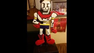 Papyrus 1hr Speed Build
