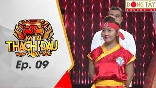 TÀI NĂNG | KỲ TÀI THÁCH ĐẤU TẬP 9 FULL HD (13/11/2016)