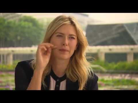Maria Sharapova | 2014 WTA Finals Pre-Tournament Interview