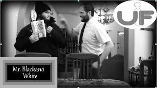 Mr. Blackand White and the Burglar | iUsFuss Internet Comedy Sketch