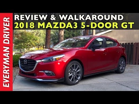 Review 2018 Mazda3 5 Door On Everyman Driver