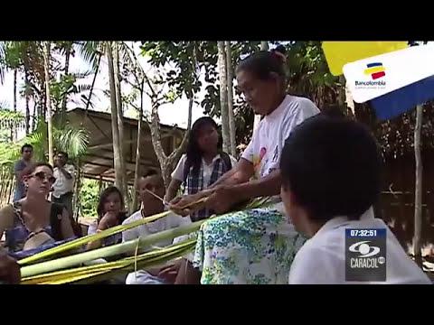 Niños indígenas del Guainía ya no tendrán por qué caminar descalzos  Junio 24 de 2014