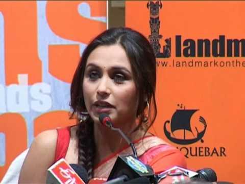 MAFIA QUEENS OF MUMBAI Book Launch - Rani Mukherjee & Vishal...