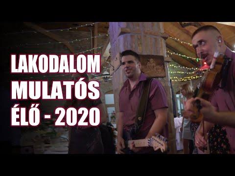 Joker Együttes - ÉLŐ MULATÓS FELVÉTEL - 2020 LAKODALOM