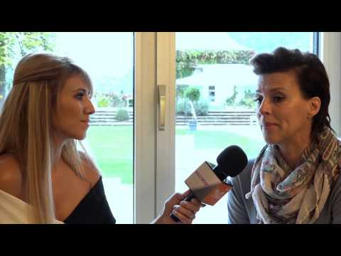 SABINE PETZL INTERVIEW INTERVIEW BY LEILA CIANCAGLINI IN EURO CLUB FILM