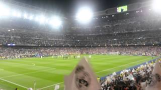 Real Madrid 1- Atlético 0- 22/04/15 - Final del partido