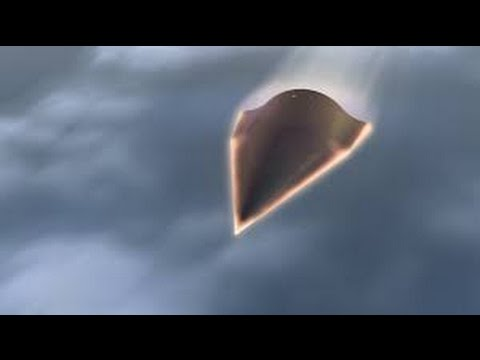 Falcon Hypersonic Technology Vehicle HTV-2 at 21,000 km/h
