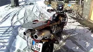 Ducati Multistrada 1100s homemade remake of the Ducati Multistrada 1100 S