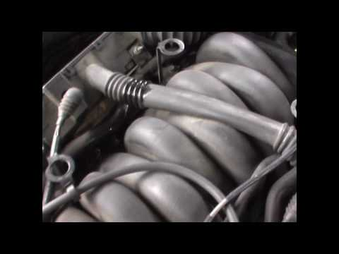 BMW M62 740i vacuum leak test how to find them