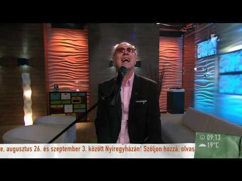 Balázs Fecó - Érints Meg - Tv2.hu/mokka
