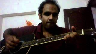 O Saathi Re   Omkara   Guitar Cover