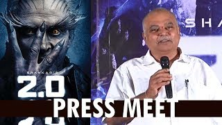 2.0 Movie Press Meet | #2Point0 | Rajinikanth | Akshay Kumar | AR Rahman