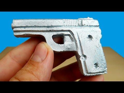 Что если сделать Пистолет из Галлия! Пистолет Терминатора! Хотите Фонтан из Галлия?