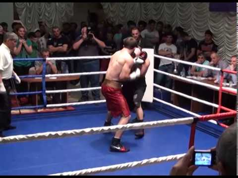 БОКС.Мурат Гассиев vs Даниил Перетятько
