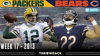 """4th and 8"" (Packers vs. Bears, 2013 Week 17)"