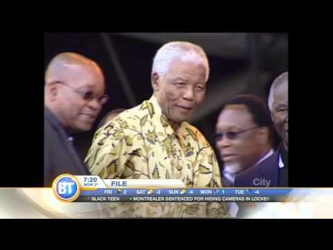 #BTMTL : Nelson Mandela's Legacy