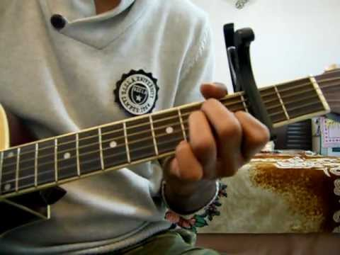 Iktara - Wake up Sid - Guitar lesson -  NJNE