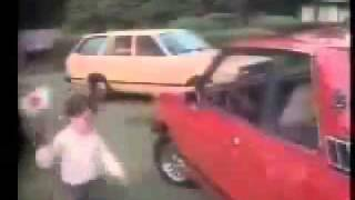 1983 datsun sedan commercial