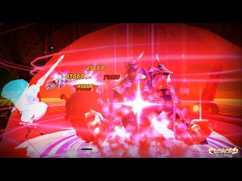 [Elsword]Dreadlord Hyper Active - Descent Darkness