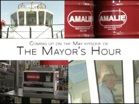 The Mayor's Hour Promo - Port of Tampa - May, 2013