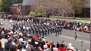 United States Air Force Total Force Band 2017 Pasadena Rose Parade